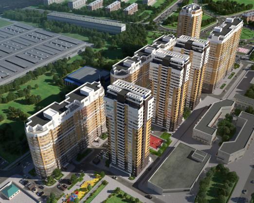 Скидка 1000 рублей с квадрата на квартиры в ЖК