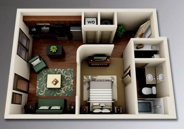 Серия жилых домов П-30, планировки П-30
