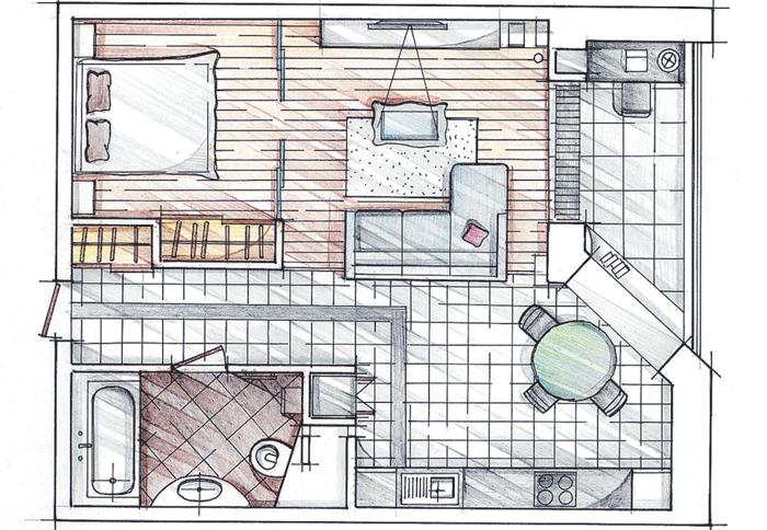 Объявление №23555194 - продажа трехкомнатной квартиры в