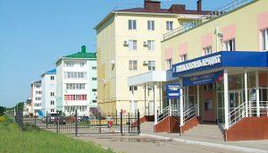 Дома в хуторе Ленина