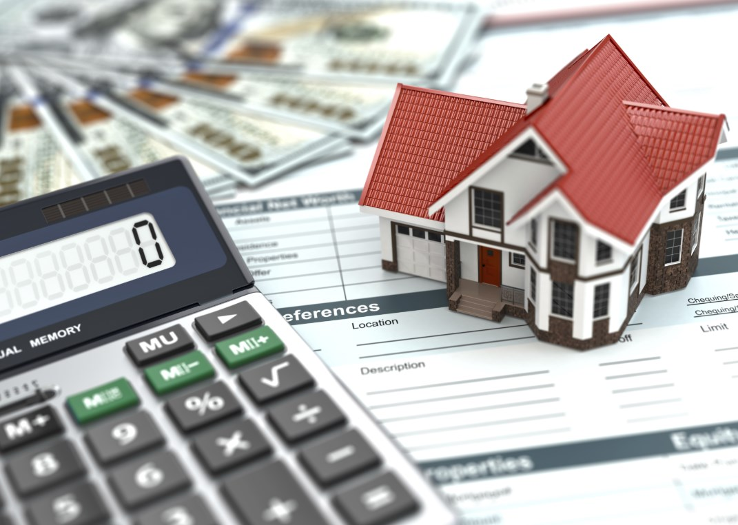 Расчет налога на частный дом